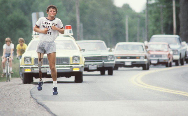 Terry Fox: Can the fundraising in schools continue?